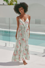Reef Maxi Dress - Mintie