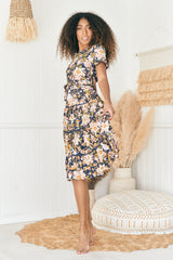 Joselyn Midi Dress -  Rosetta