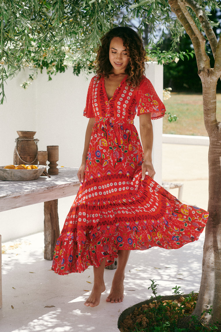 Ashland Maxi Dress - Sweet Escape