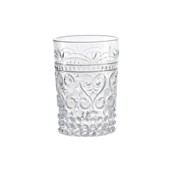 PROVENZALE TUMBLER ROCK - CLEAR