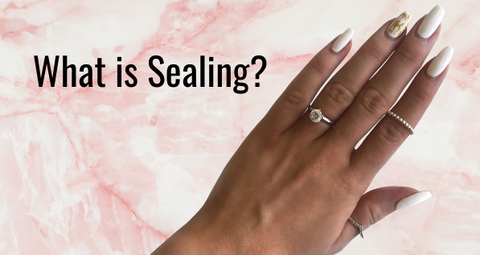 Sealing Your Gel Mani