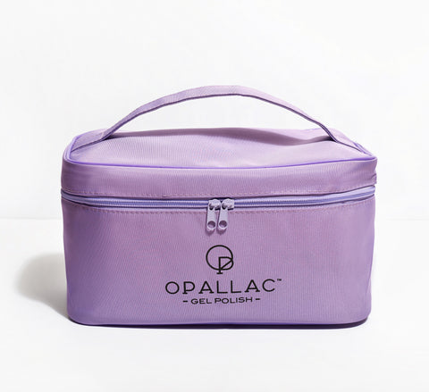 Purple Travel Case