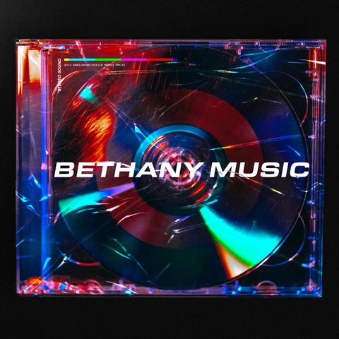 2018 Self-Titled Album - Bethany Music (CD)