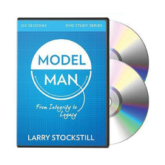 Model Man: DVD Study Series - 6 Sessions