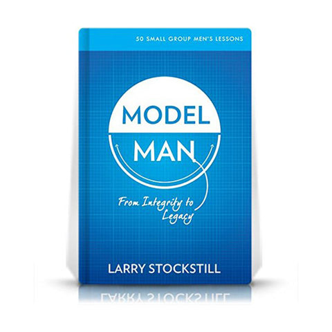 Model Man 50 Small Group Mens Lessons