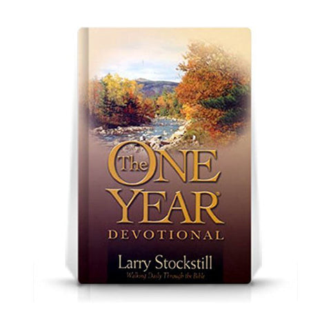 One Year Devotional - Larry Stockstill (Paperback)
