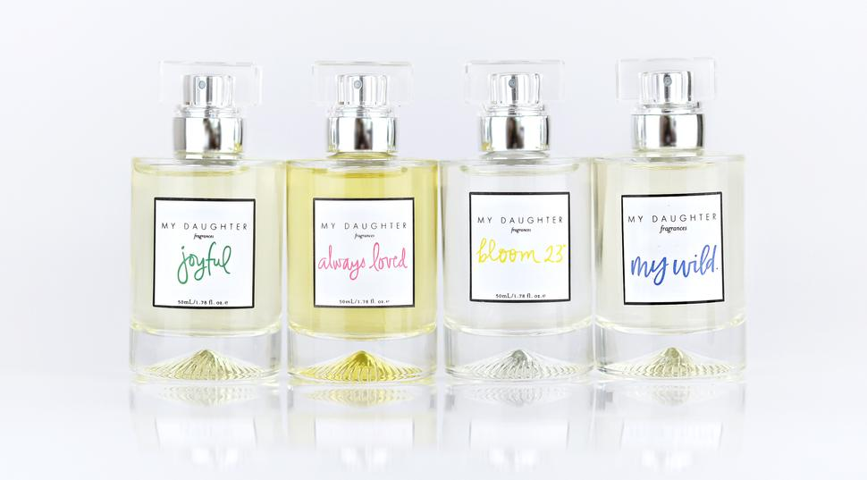 My Daughter Fragrances