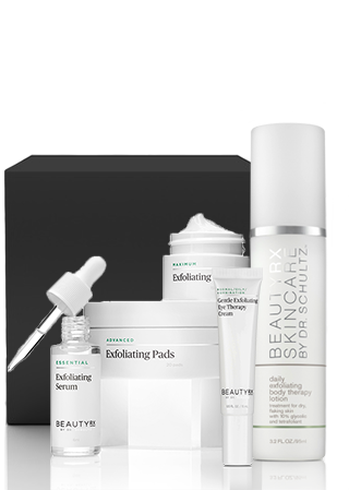 Complete Exfoliation Gift Set