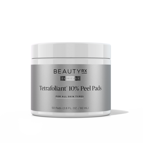 Tetrafoliant® 10% Peel Pads (with Glycolic)