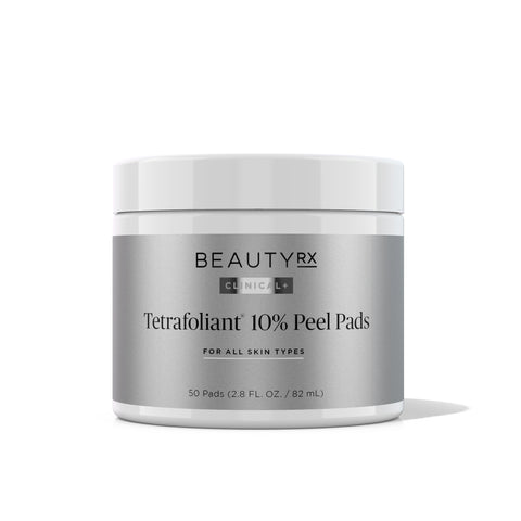 Tetrafoliant® 10% Peel Pads (formerly Advanced 10% Exfoliating Pads)