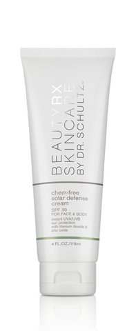 Chemfree Solar Defense Cream SPF 30
