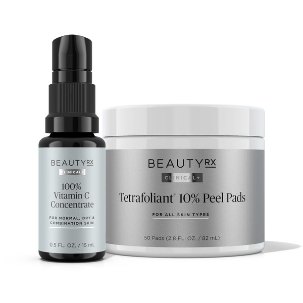 Clinical+ Advanced Peel & Glow **First Order**