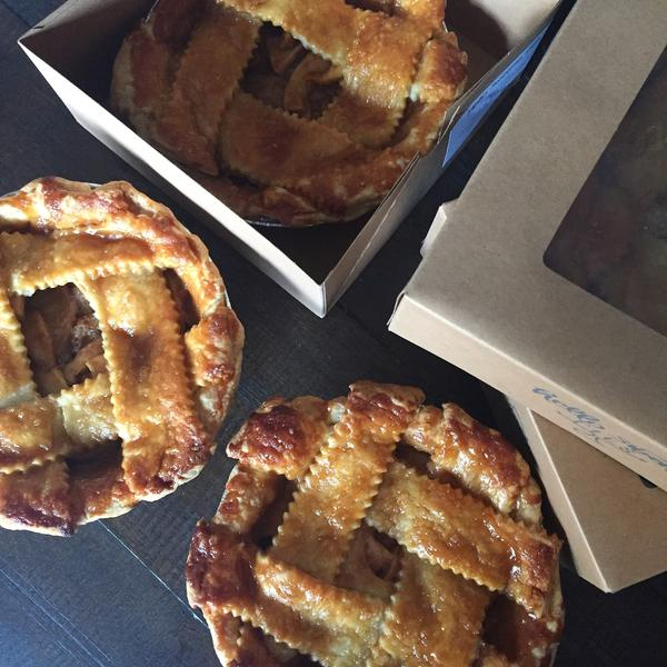 LOCAL THANKSGIVING PICK UP - Pie (Full Size & Mini)