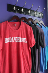 The Be Dangerous T-Shirt - Red