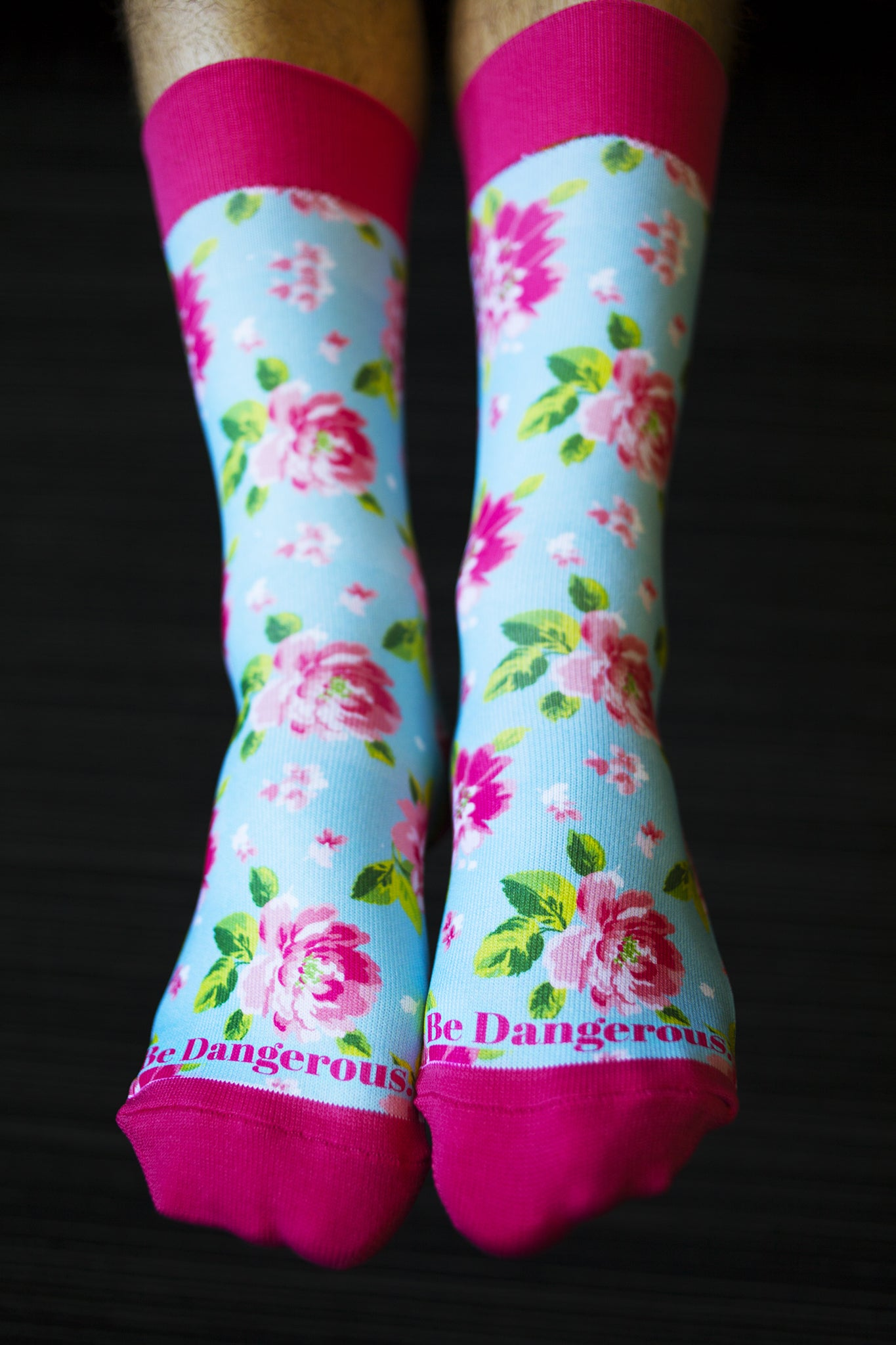 THE FLOWER POWER FOR BROS SOCK