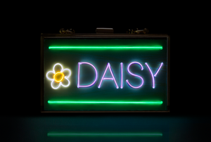 Daisy Clutch (Custom)