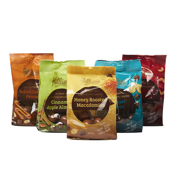 Gourmet Selection 5 Pack