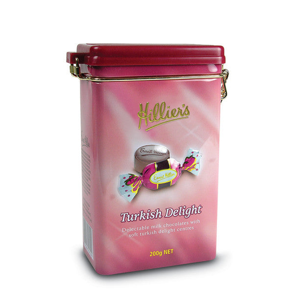 Turkish Delight Canister