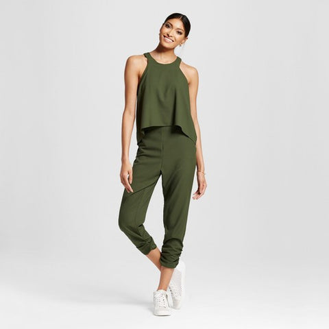 Women's Popover Jumpsuit - Necessary Objects