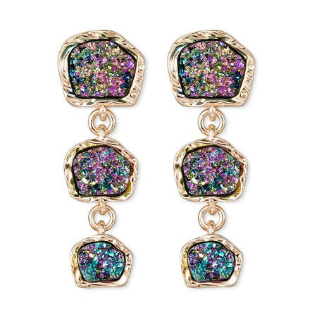 SUGARFIX by BaubleBar™ Druzy Drop Earrings