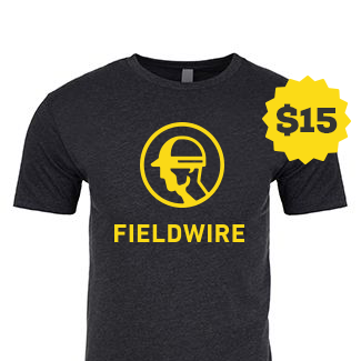 Fieldwire Logo T-Shirt