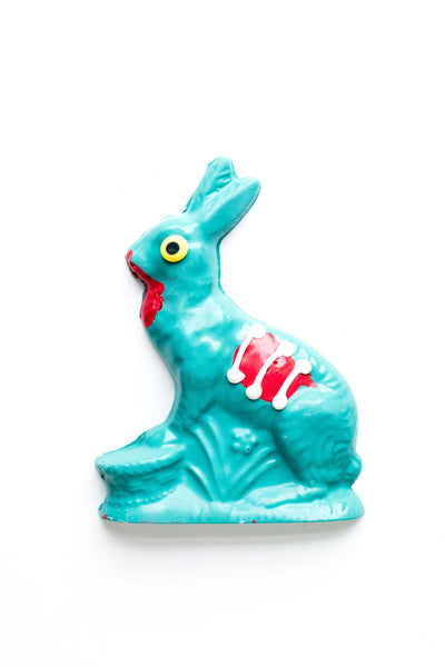 Chocolate Zombie Bunny