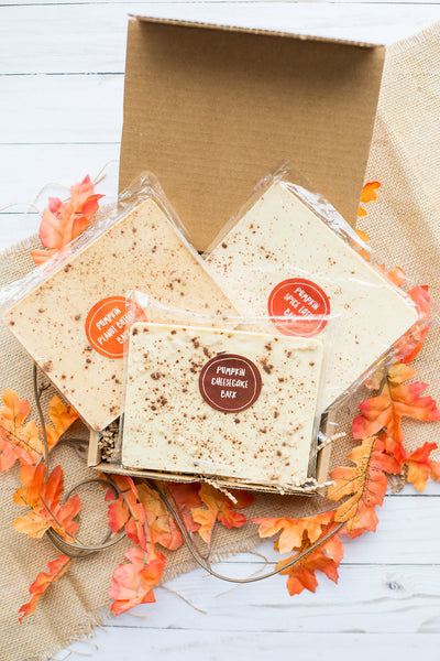 Pumpkin Bark Variety Box - 1 Pound