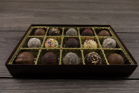 Signature Tempting Truffle Assortment