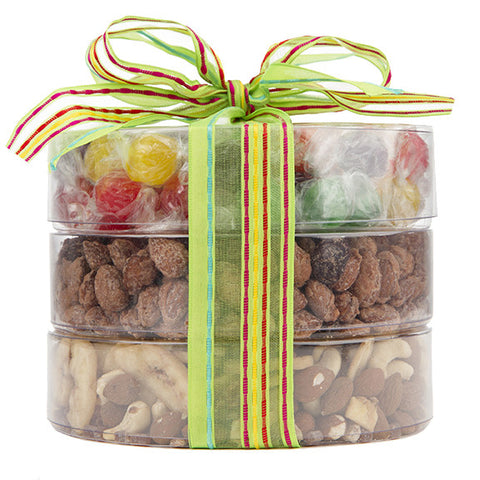 Nutty N' Sweet Candy and Trail Mix Assortment - Sugar Plum Chocolates