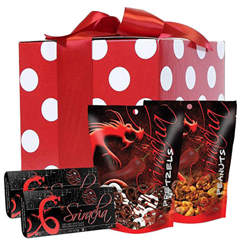 Sriracha Holiday Sampler - Sugar Plum Chocolates