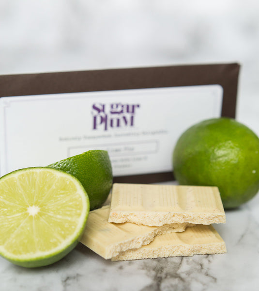 Key Lime Pie Chocolate Bars - Pack of 4