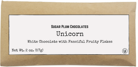 SPECIAL EDITION Unicorn Chocolate Bar