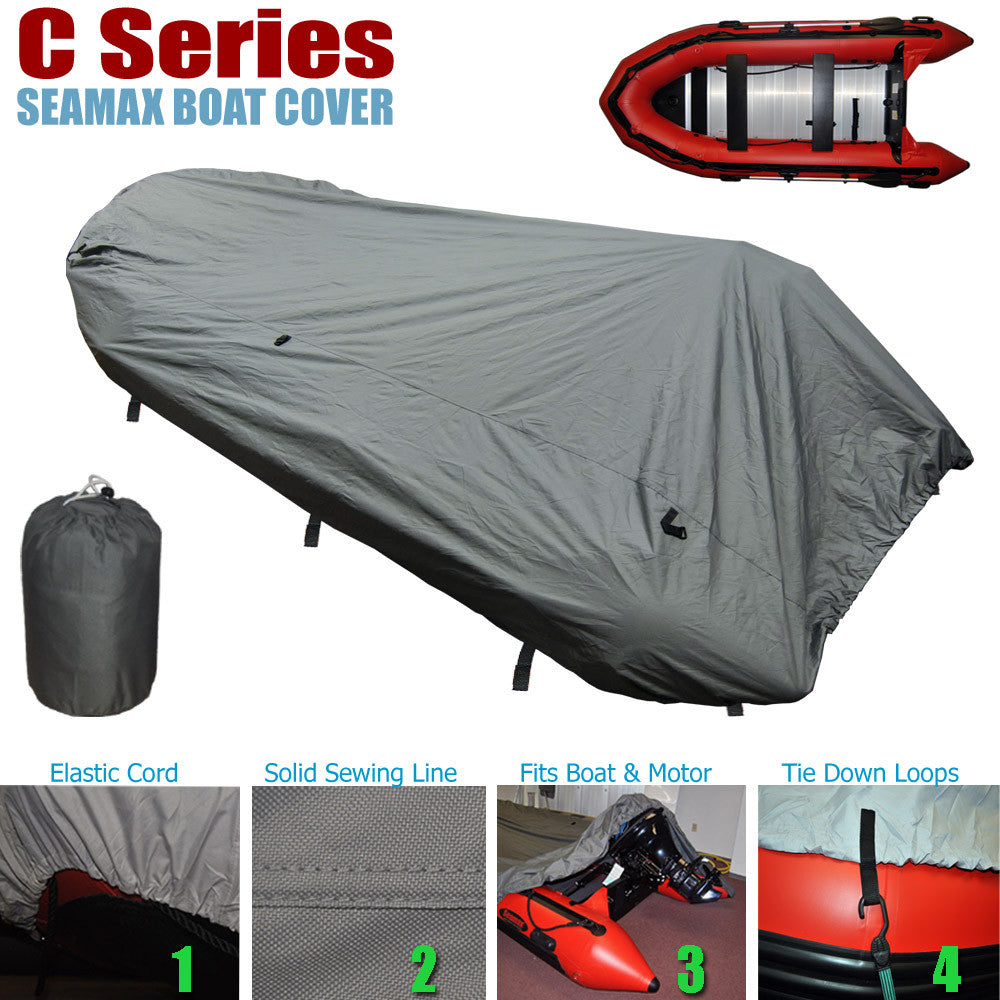 Boat Covers Product : Inflatable boat cover c series for beam ft
