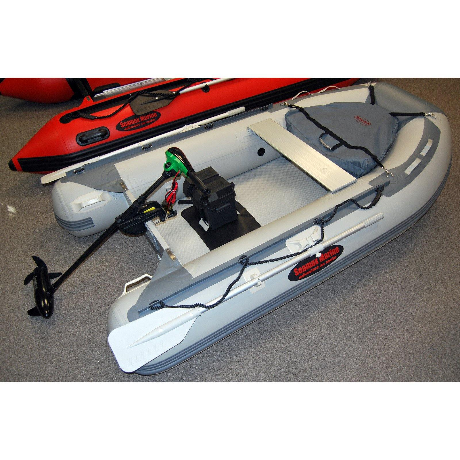 Boat accessories seamax marine deluxe bow bag for inflatable boats seamax marine ccuart Image collections