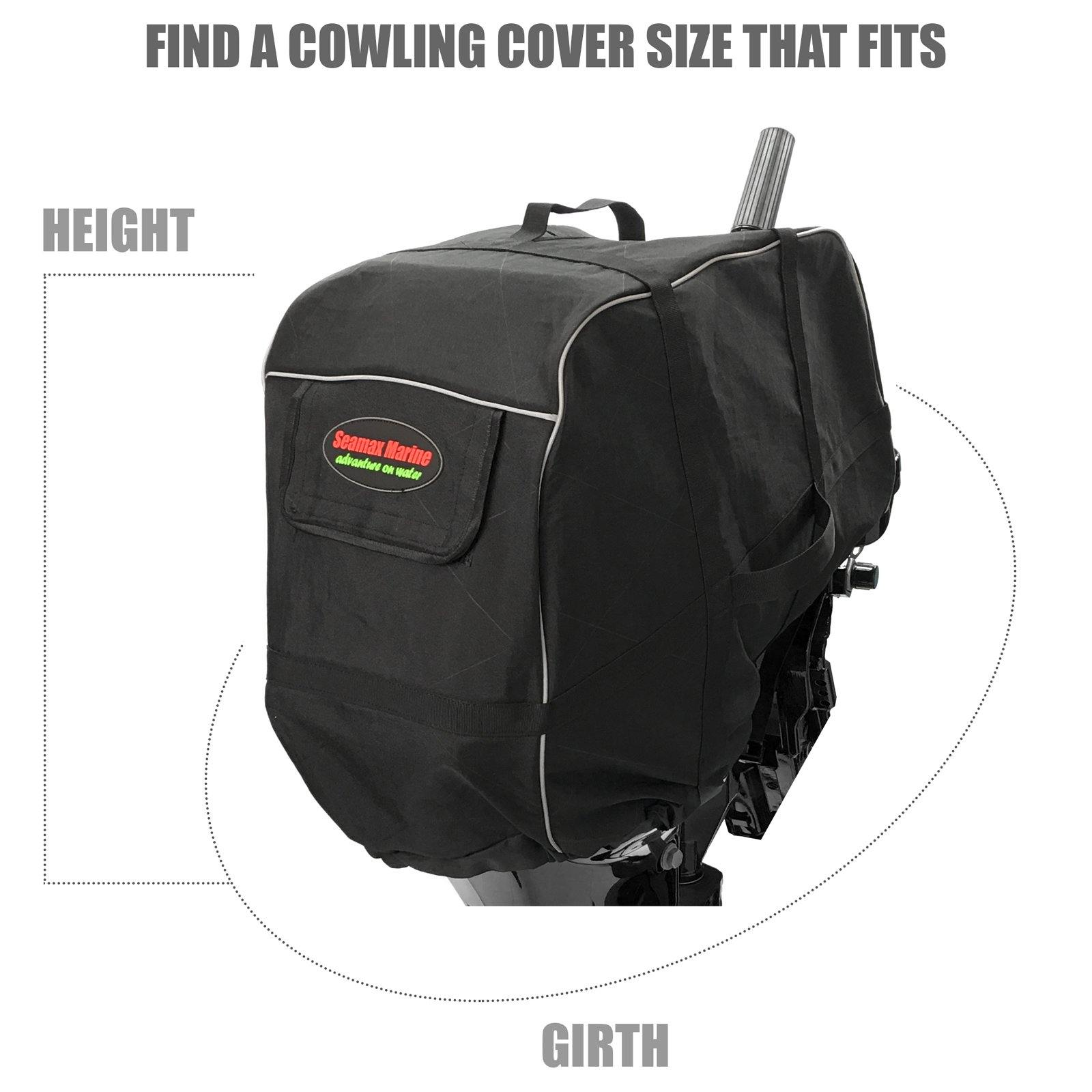 find a right size motor cowling cover