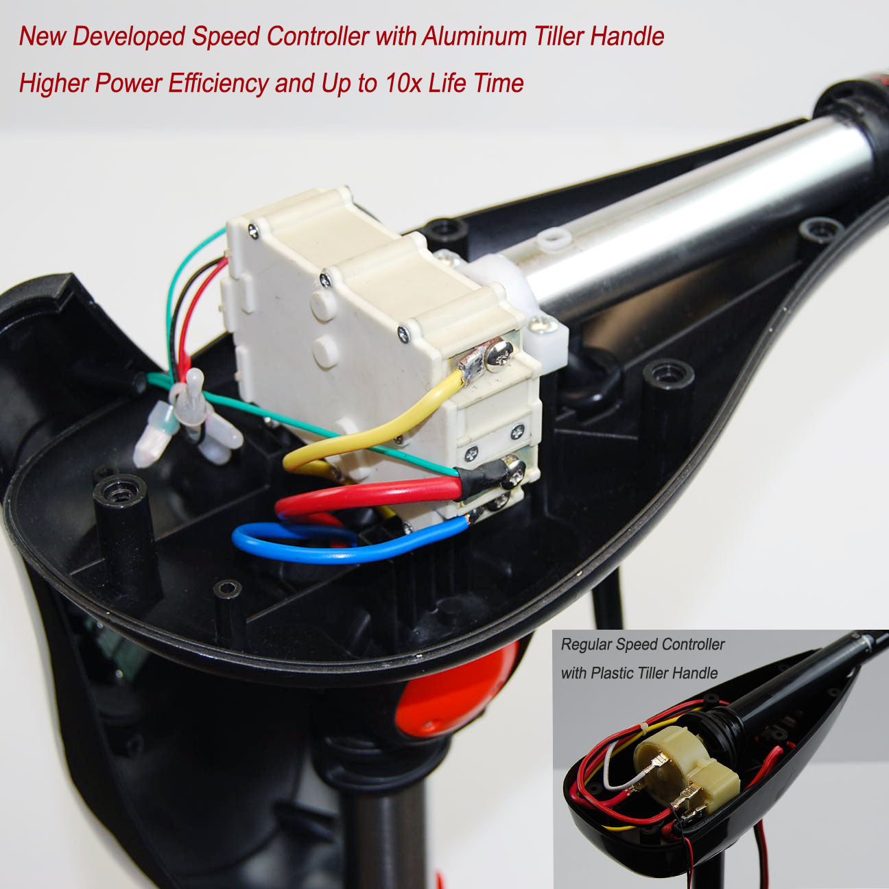 Electric Trolling Motor Seamax Marine Volt Plug Wiring Diagram Further 24 12v Speedmax With 32 Inches Shaft 55 To 65 Lbs Thrust