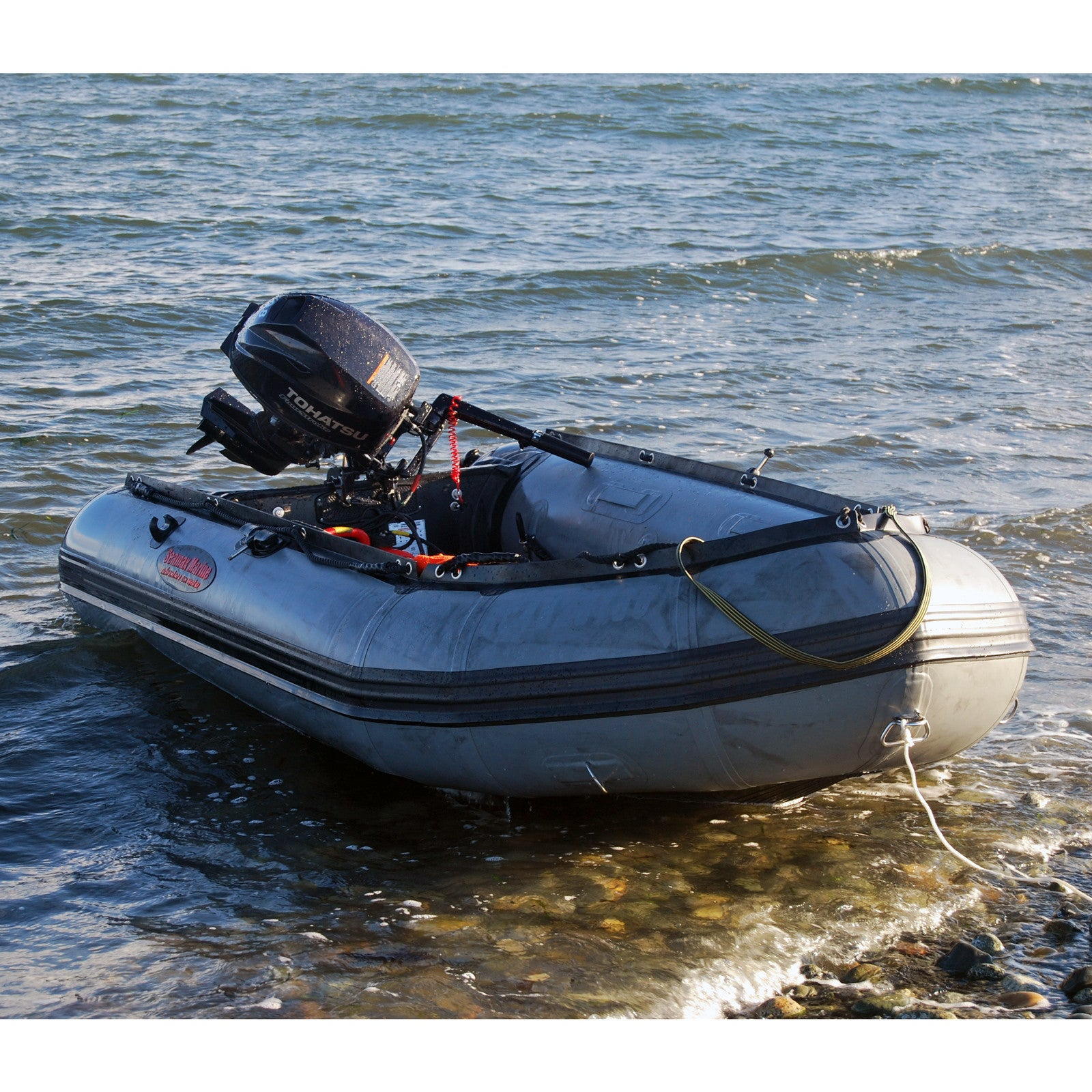 Seamax ocean320 10 5 feet heavy duty inflatable boat for Dinghy motor for sale