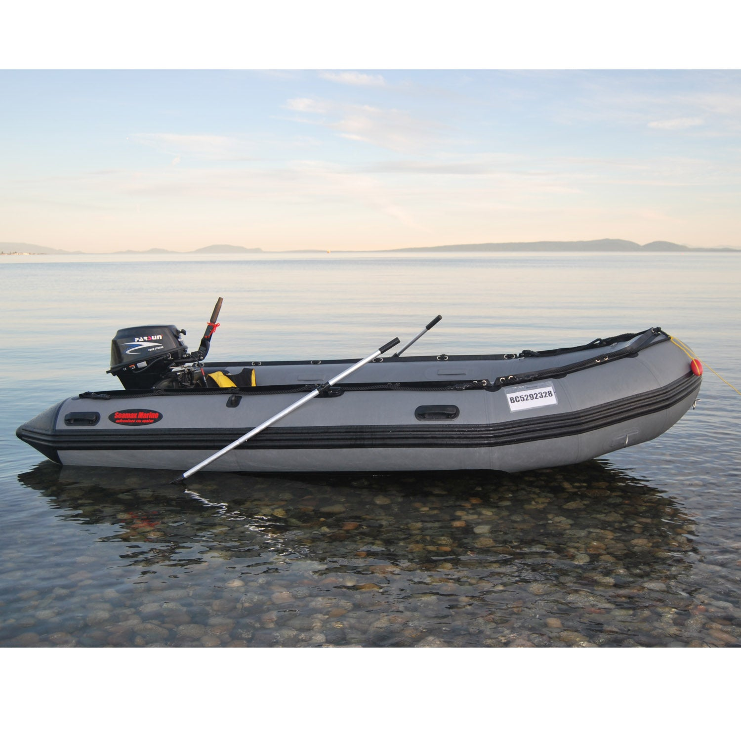 Seamax Ocean430 14 Feet Heavy Duty Inflatable Boat Max 9 Passengers And 35hp Rated likewise 100 Lb Feedforage Additive Applicator Four Outlets in addition Watch moreover 381851807755 as well Index2. on for 5 hp electric motor parts