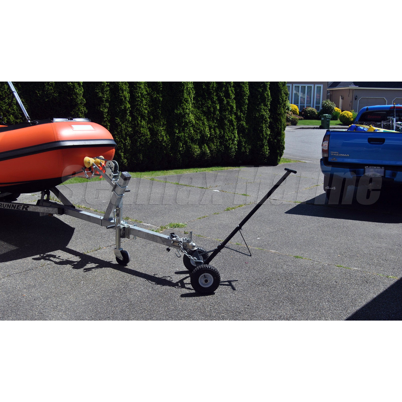 Seamax Trailer Dolly for Easy Moving, Max Support 5000Lbs Weight ...