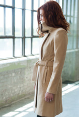 ARCHITECTS COAT Wheat Cashmere