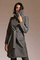 GRANITE TRENCH COAT waterproof