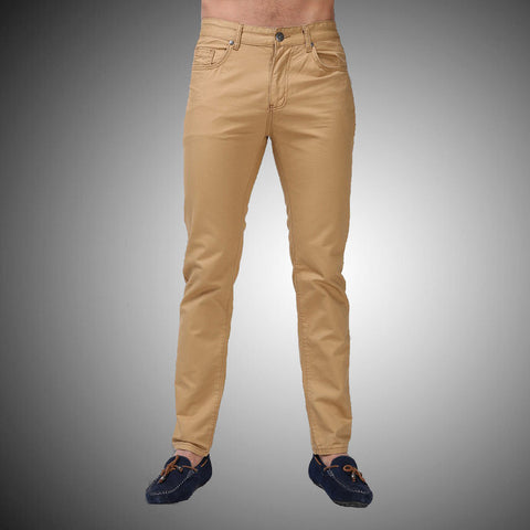 Men Jeans Straight Casual Jeans Fashion - almaj A touch of Class - 3