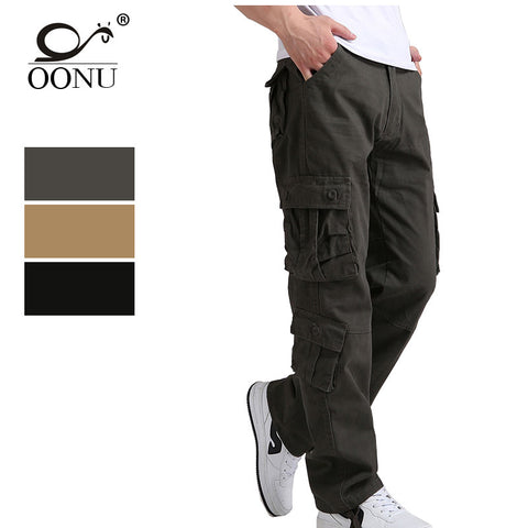 30-44 High Quality Men's Cargo joggers Pants