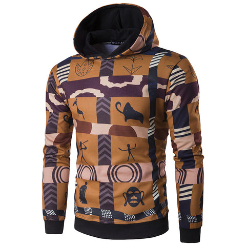 Men's sweatshirt hoodies casual