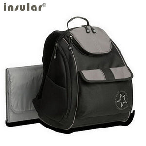 Insular diaper bag portable multifunctional