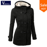 Vangull Zipper Casual Jackets - almaj A touch of Class - 1