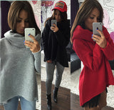 New Arrival Hoodies Scarf Collar Long Sleeve Fashion Casual - almaj A touch of Class - 1