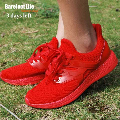 Barefoot life athletic outdoor walking breathable comfortable shoes