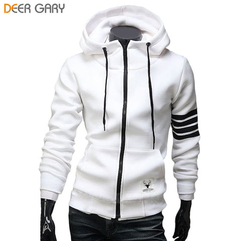 Casual Zipper Hoodie - almajvirtualsolutions - A touch of Class