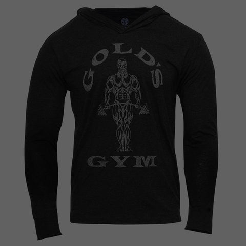 Golds Gym, Bodybuilding Hoodies - almaj A touch of Class - 5